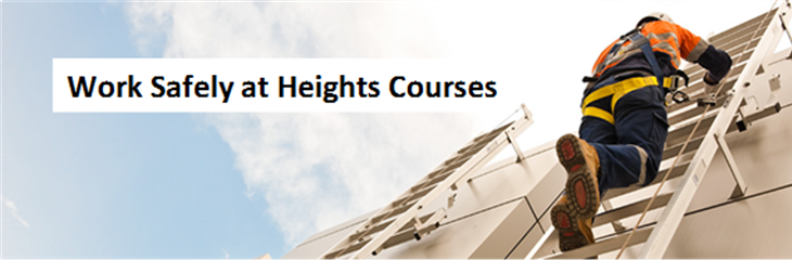 Work at heights course