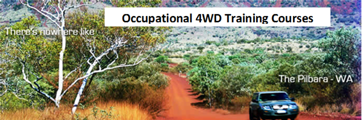 4WD Training Course